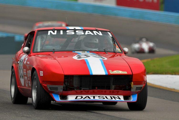 1972 Datsun 240Z- Michael Unger.