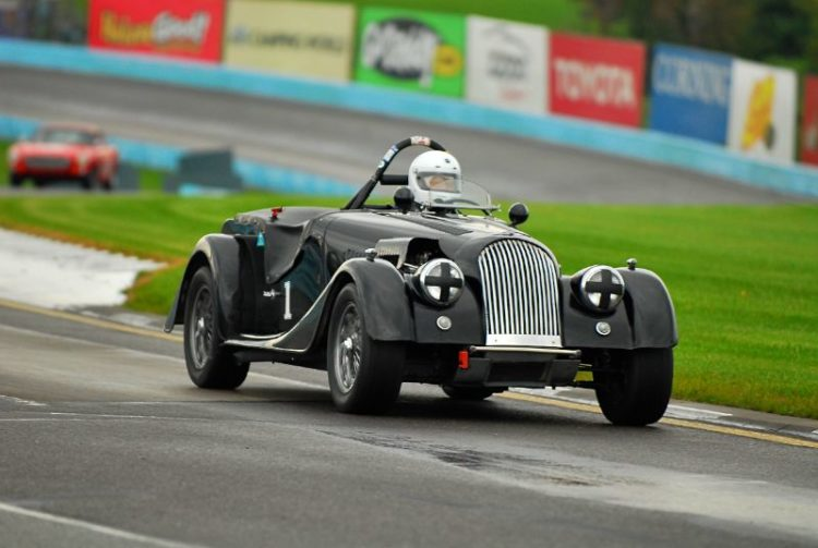 1956 Morgan +4- Harry Gaunt.