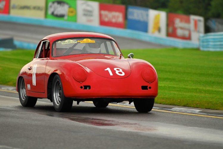 1959 Porsche 356A- Steve Hunter.