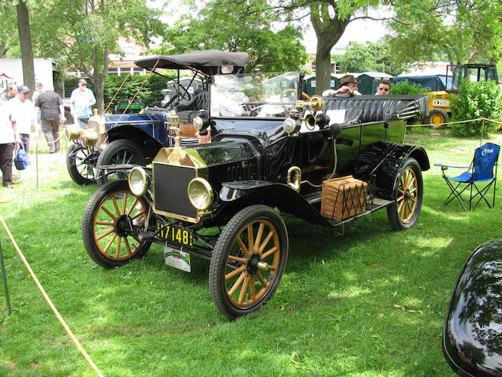 Greenwich Concours d'Elegance 2010 - Domestic