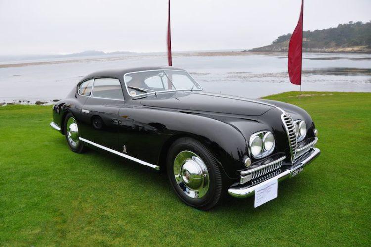 1949 Alfa Romeo 6C 2500 SS Pinin Farina Berlinetta, Corrado Lopresto