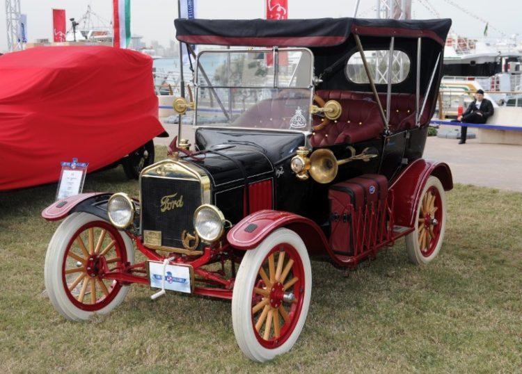 1921 Ford Model C