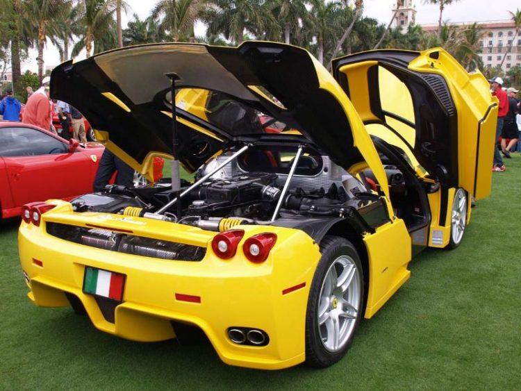 Ferrari Enzo of 2003