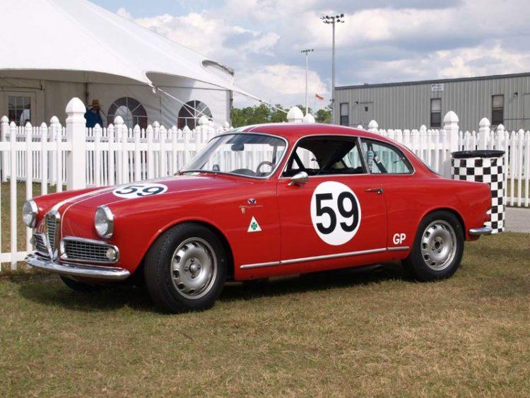 Alfa Romeo Giulietta Sprint Veloce of 1959