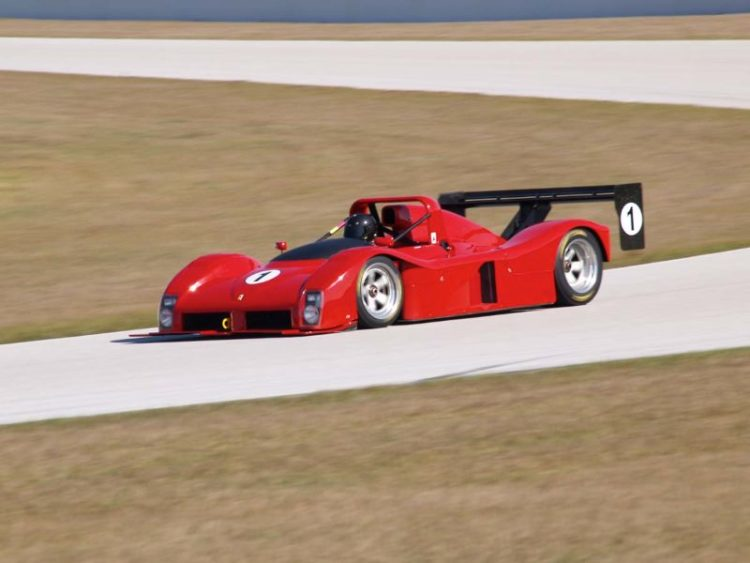Ferrari 330SP at Palm Beach International Raceway event