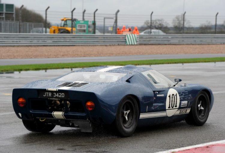 Ford GT40 - Gavin Henderson