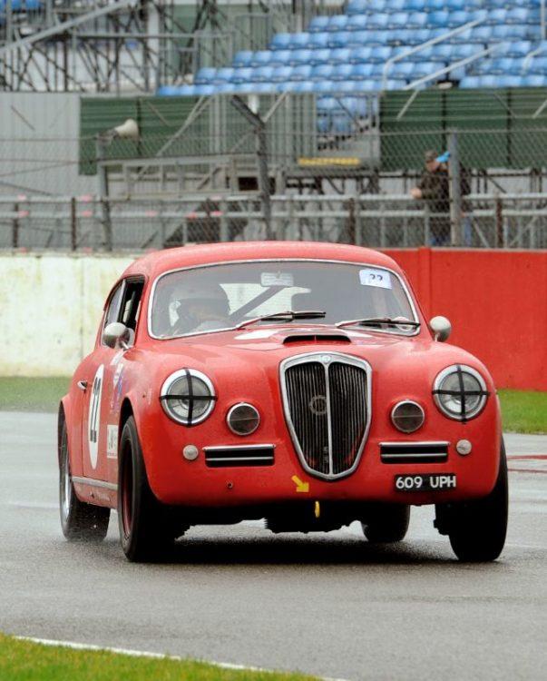 Lancia Aurelia B20 GT - Louise Kennedy