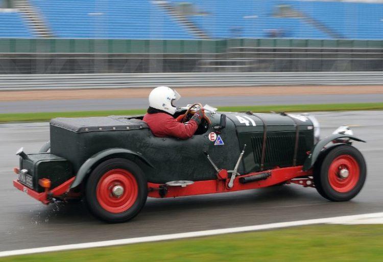 Bentley Special Mk VI - Edward Commander