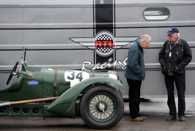 Lagonda V12 Le Mans Replica - Alan Chandler