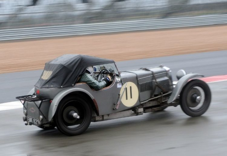 Frazer-Nash TT Rep - Geraint Lewis
