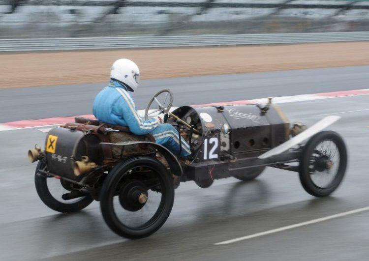 Scat Racer - Andrew Howe-Davies