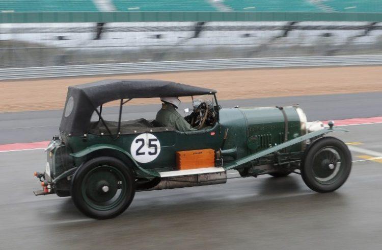 Bentley Le Mans - William Elbourn