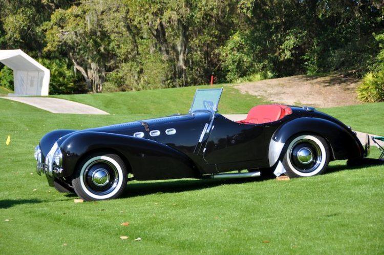 1951 Allard K2 - Bob Lane