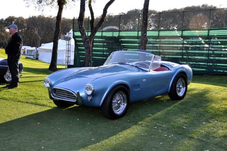1964 AC Cobra CSX 2022, Baldelli Collection
