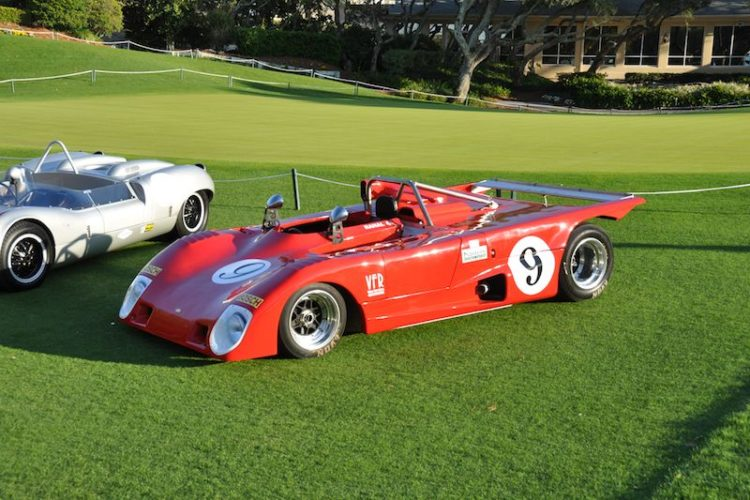 1972 Lola T290 - Bobby Rahal Collection