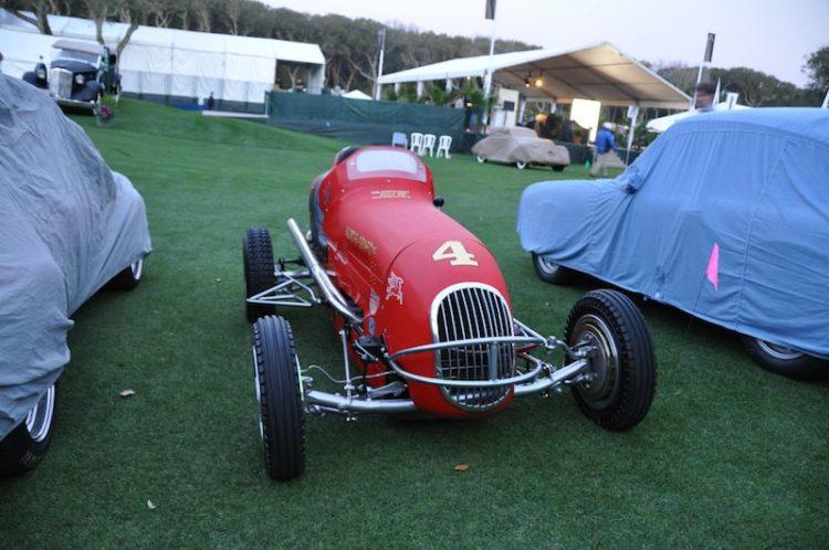 1946 Kurtis-Kraft Midget Race Car - Carter Crompton