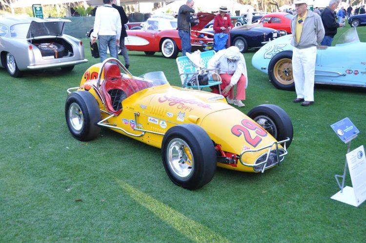 1958 Kurtis-Kraft Roadster Midget - Frederick Johns