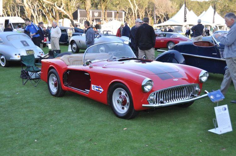 1953 Kurtis 500M - Herbert Lederer