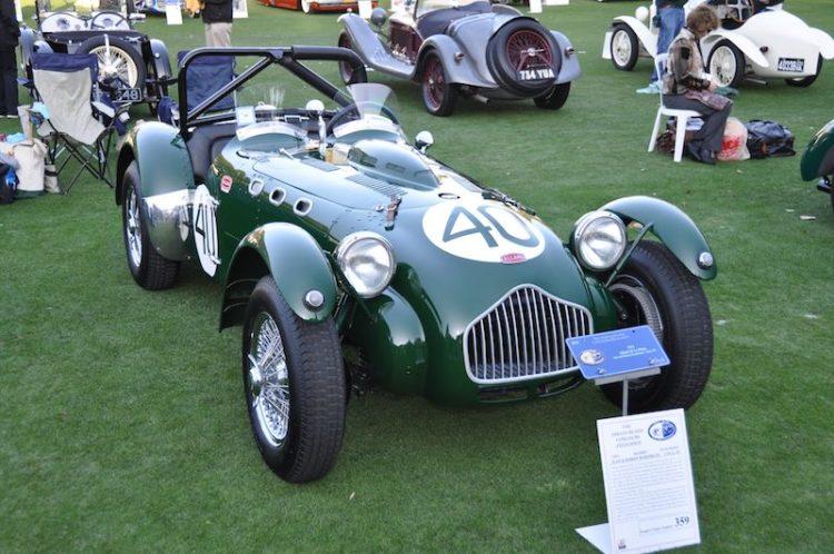 1951 Allard J2 Le Mans