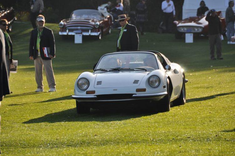 1973 Ferrari 246 GTS Cannonball Run Car - Jack May