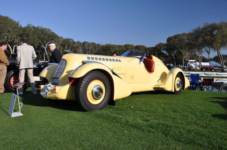 1935 Duesenberg SJ Speedster - Harry Yeaggy