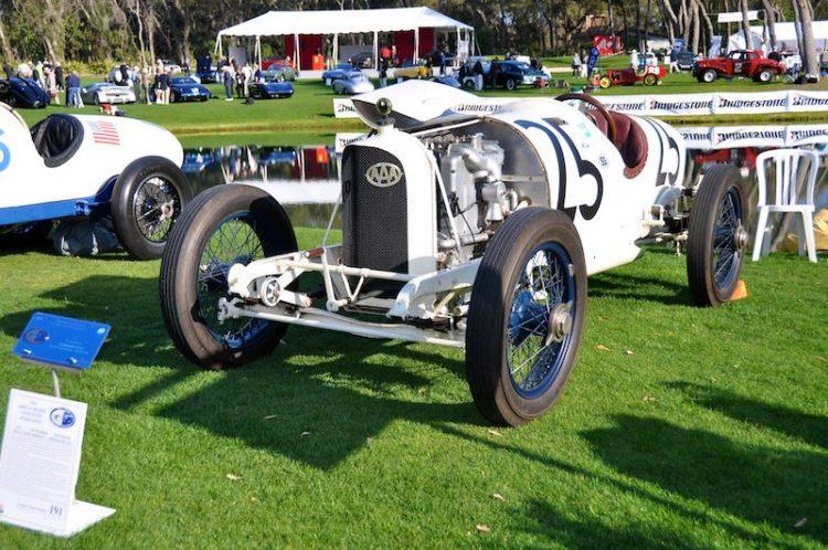 1915 Duesenberg Indy Racer - Joe Freeman