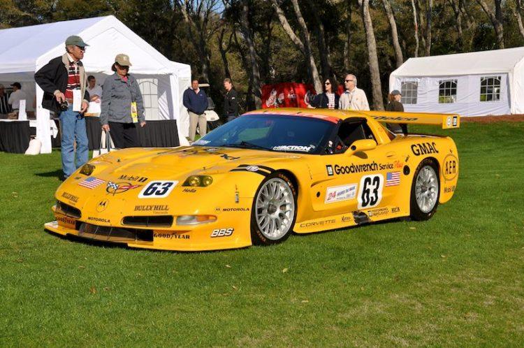 2008/09 Chevrolet Corvette Le Mans - General Motors
