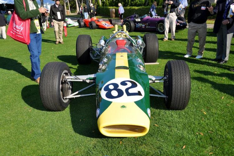 1965 Lotus-Ford 38 - Henry Ford Museum