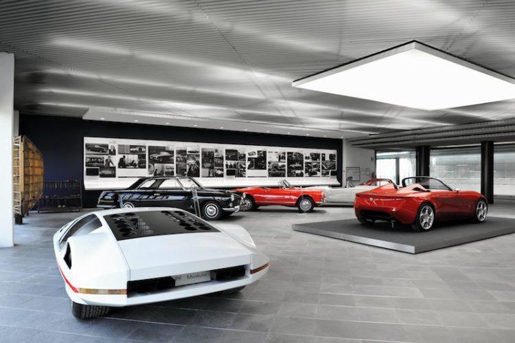 Ferrari Modulo Concept by Pininfarina