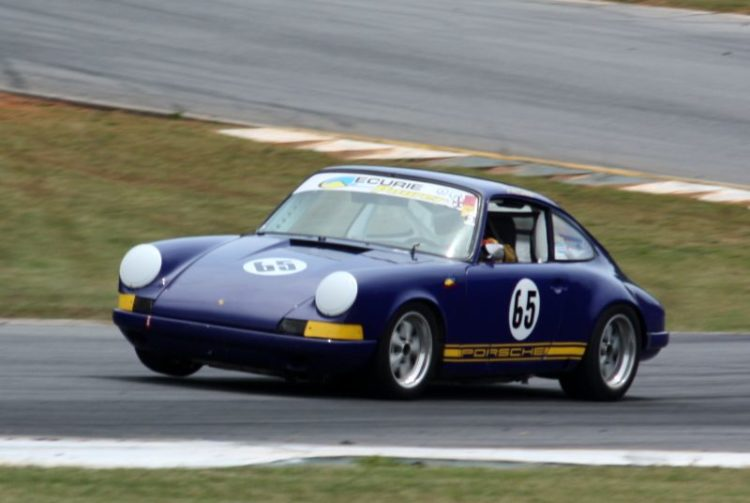 Fritz Seidel, 69 Porsche 911