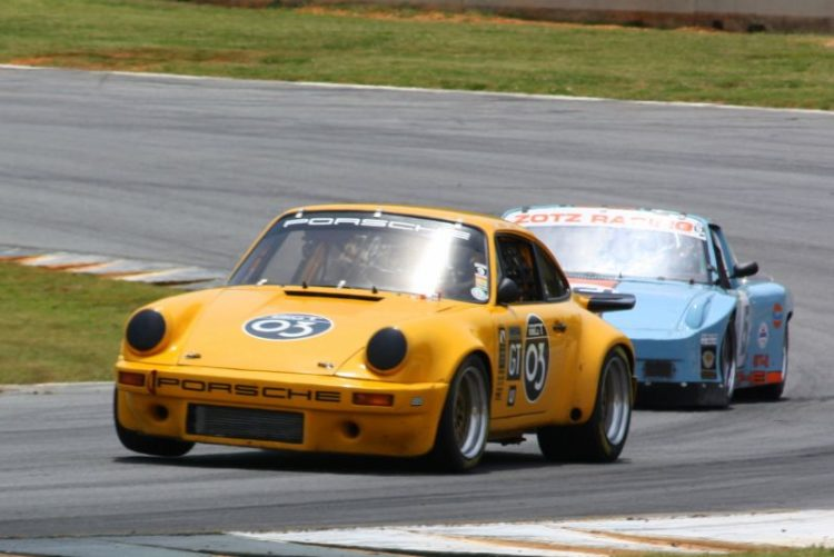 Charles O'Brien III, 74 Porsche 911 RSR