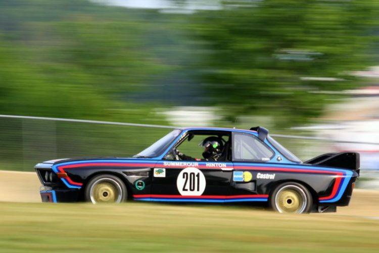 Robert Summerour, 72 BMW CSL