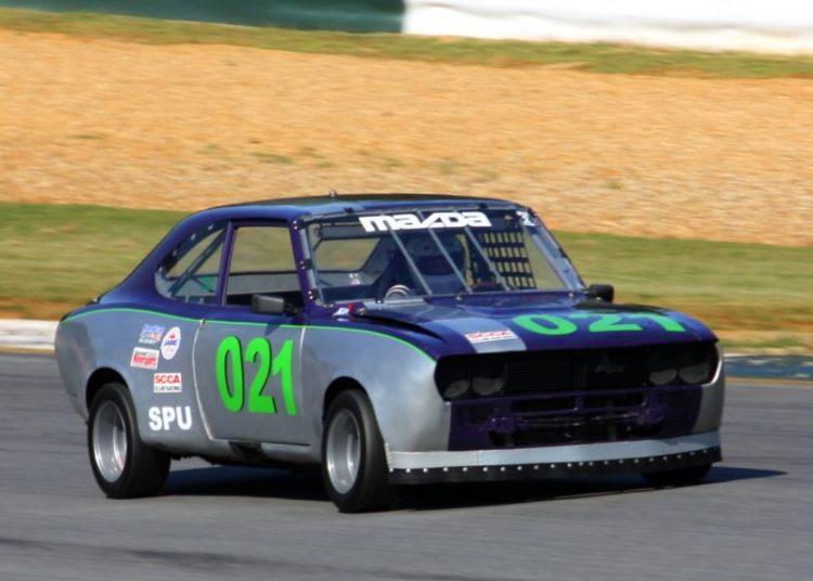 Randy Kornegay, 71 Mazda RX-2