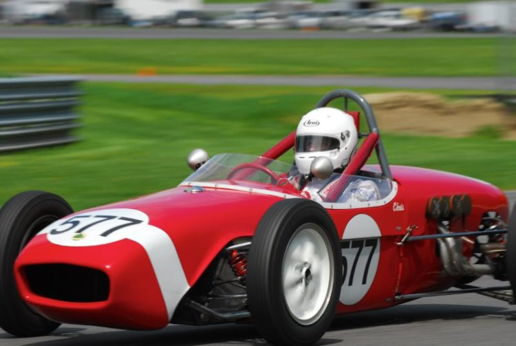 Chris Cunningham- Lotus 18.