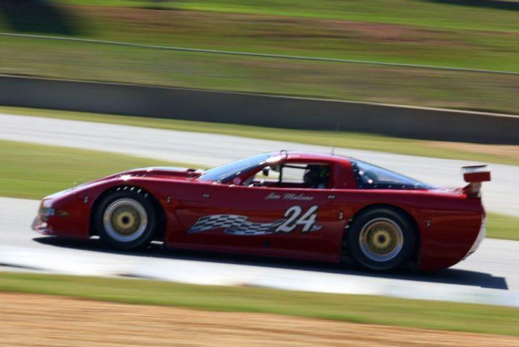 Jim Malone, 97 Corvette
