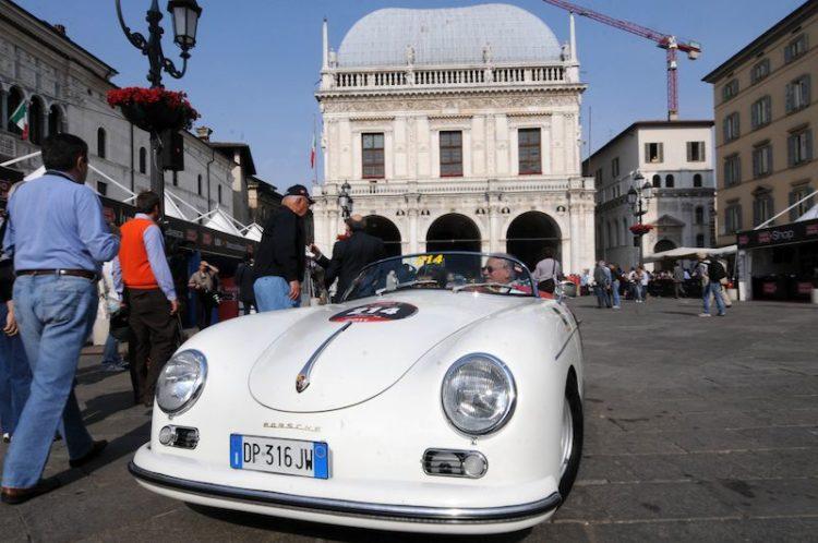 1955 Porsche 356 1500 Speedster
