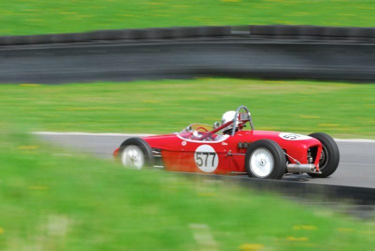 Chris Cunningham, 1960 Lotus 18.