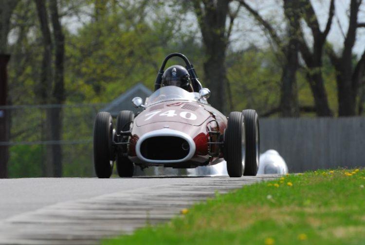Michael Eitel 1959 Osca 750 Sport.