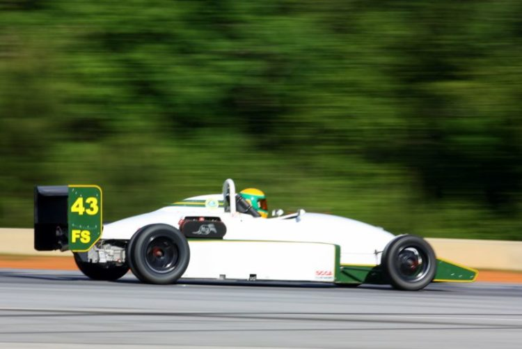 Andrew Barron, 88 Vauxhall/Lotus Fm.
