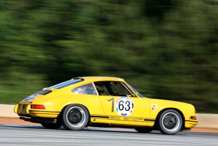 Scott Jachthuber, 72 Porsche 911