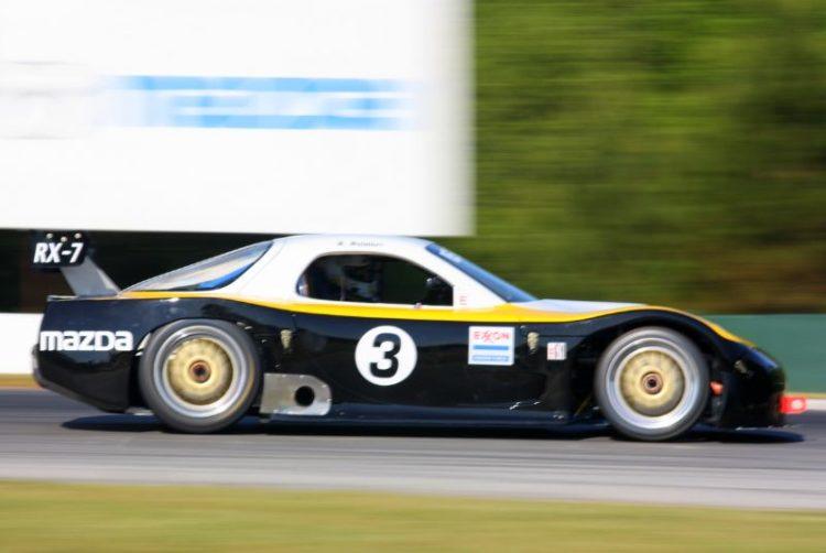 Richard Polidori, 92 Mazda RX7 GTS-2