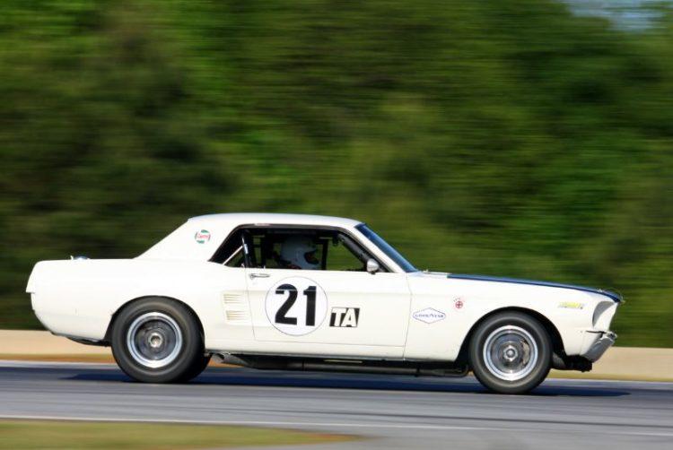 Marty Beaulieu, 67 Mustang