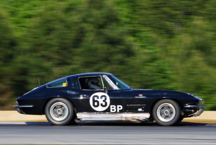 Garrett Waddell, 63 Corvette