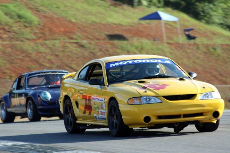 Debbie Cloud, 98 Cobra Mustang
