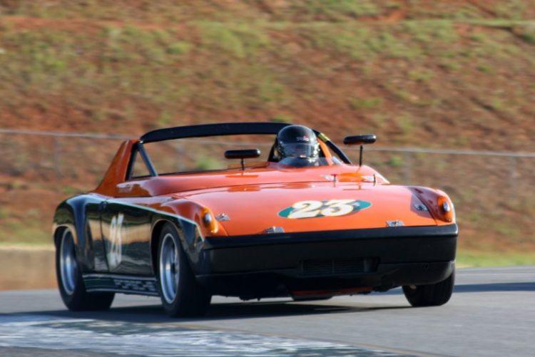 Brenda Johnson, 70 Porsche 914/6