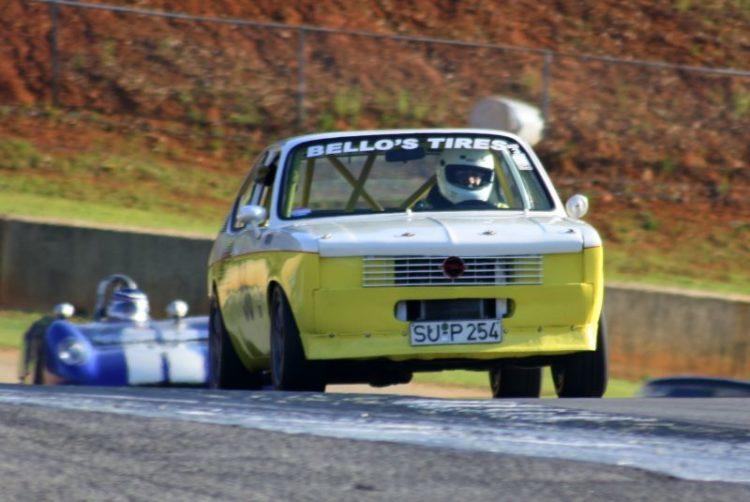 Ernie Bello, 74 Opel Kadett GTE
