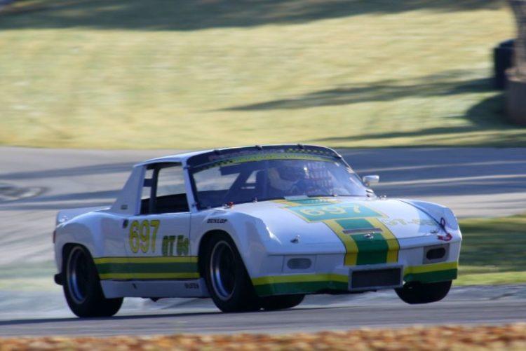 Bruce Hansen, 70 Porsche 914/6