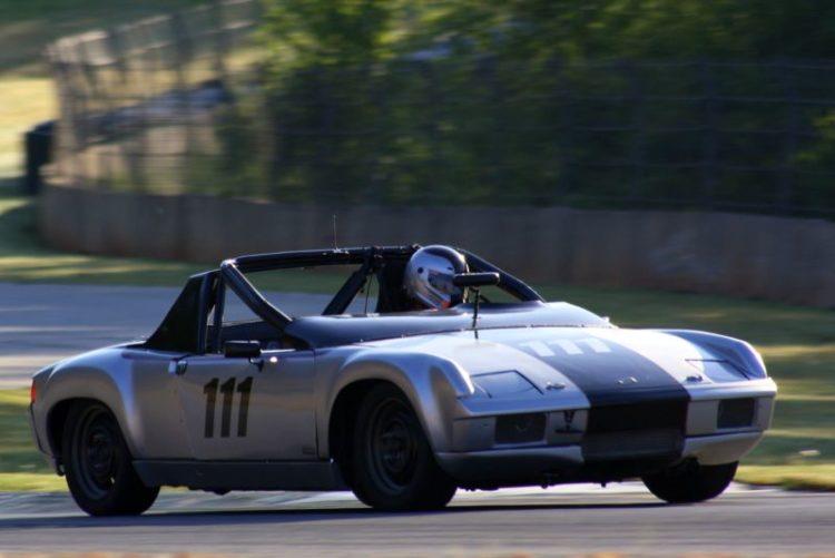 Cliff Faul, Porsche 914/6