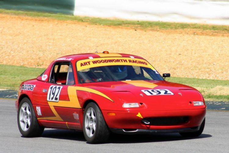 Art Woodworth. 92 Mazda Miata