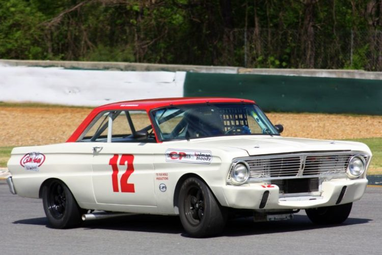Robert Summerour. 65 Ford Falcon